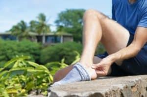 Schmerzen Achillessehne Achillodynie