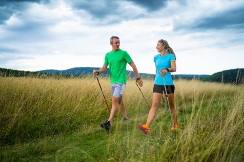 Nordic Walking Walking Ausbildung Termine