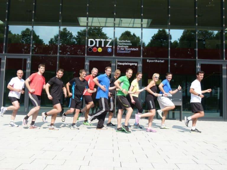 Lauftrainer Ausbildung Düsseldorf