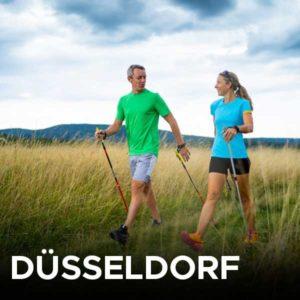 Nordic Walking Ausbildung in Düsseldorf