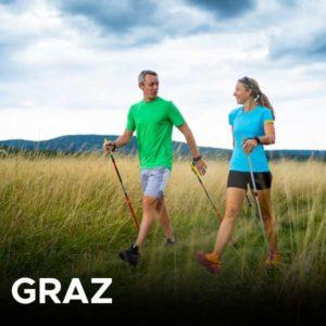 Ausbildung Nordic Walking Trainer Graz