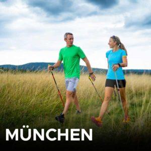 Nordic Walking Trainer Ausbildung München