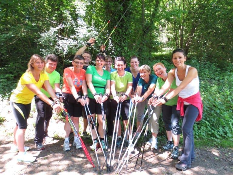 Nordic Walking Trainer-Ausbildung Stuttgart