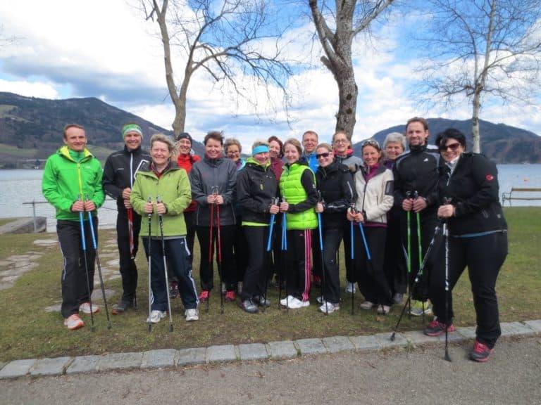 Nordic Walking Ausbildung München