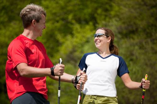 Nordic Walking Trainerausbildung Refresher