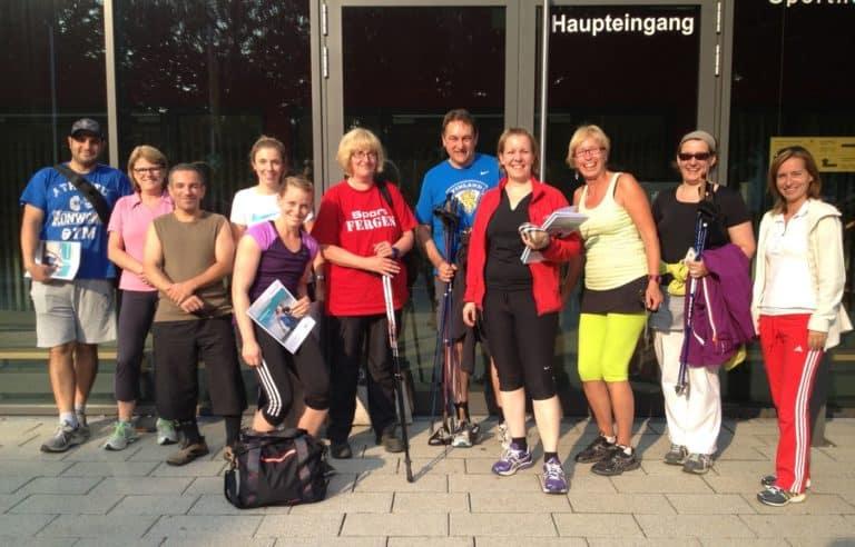 Nordic Walking Trainerausbildung Düsseldorf
