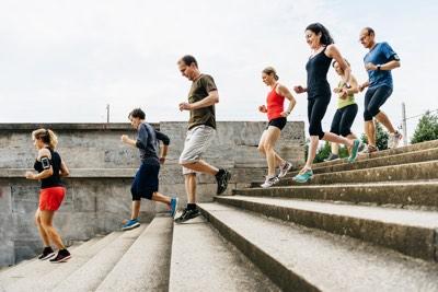 Nordicfit Academy Laufgruppe