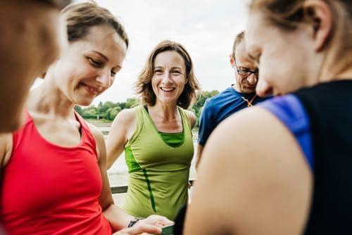 Trainerausbildung Laufen Walking