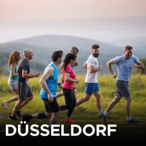 Lauf Trainer Refresher Düsseldorf