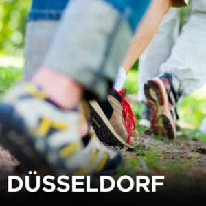 Nordic Walking Refresher Düsseldorf
