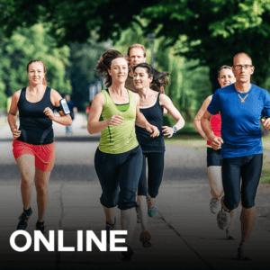 Lauftrainer Online Zertifikat