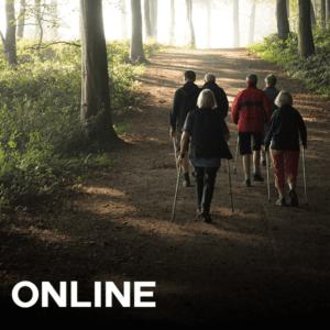 Nordic Walking Trainer Online Zertifikat